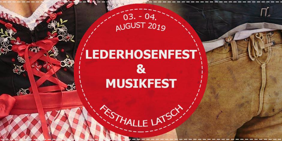 13. Lederhosenfest & Musikfest