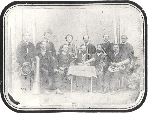 """Die sogenannte """"Elfermusi"""" um 1865-70"""