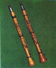 Klarinetten aus dem Jahre 1885